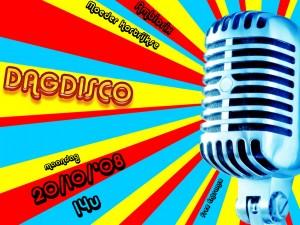 Dagdisco 08-09 I