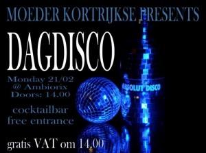 Dagdisco 10-11 II